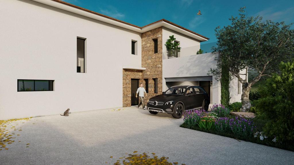 Maison-Villa - SANARY SUR MER