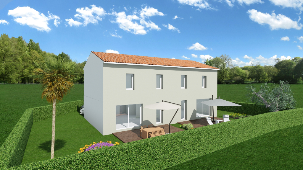 Maison-Villa - LA SEYNE SUR MER